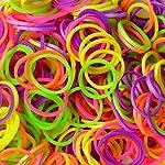 Rainbow Loom Official Rainbow Loom Neon Mix Rubber Band
