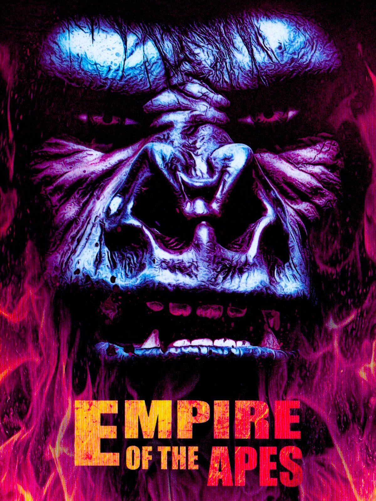 Empire Of The Apes on Amazon Prime Instant Video UK