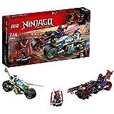レゴ(LEGO) ニンジャゴー スネーク・ジャガーのバイクバトル 70639