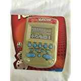 YAHTZEE Electronic Handheld Game/SPECIAL EDITION CREAM COLOR (New!)