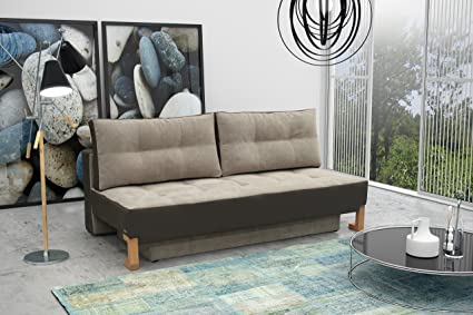 Sofa Nefre mit Schlaffunktion Schlaffcouch Couch Polstersofa Polstercouch 03