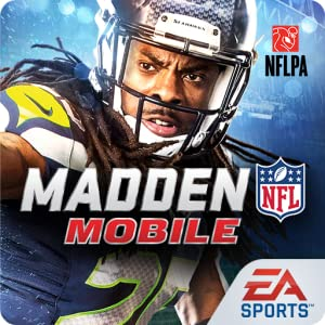 Madden NFL Mobile by Electronic Arts