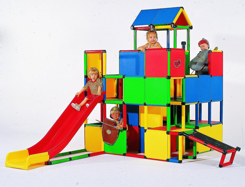 Klettergerüst Quadro Rutsche : Quadro burg klettergerüst kletterturm spielturm jetzt kaufen
