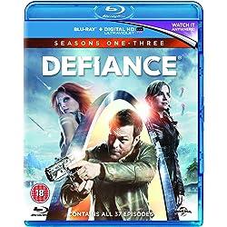 Defiance Blu-ray Boxset