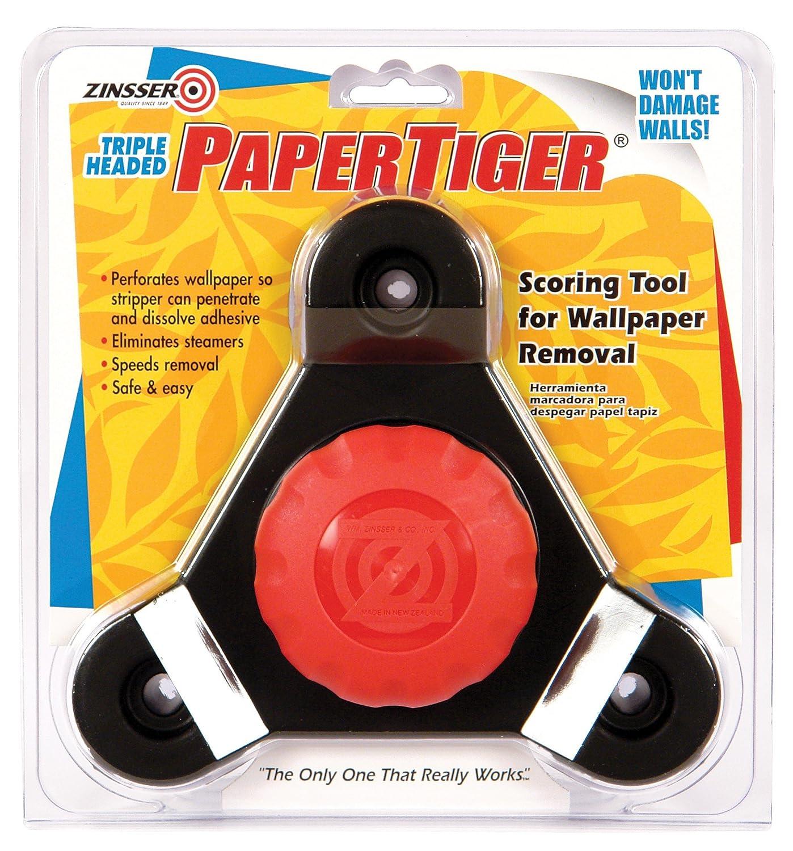 Zinsser 2976 PaperTiger Scoring Tool for Wallpaper Removal ...