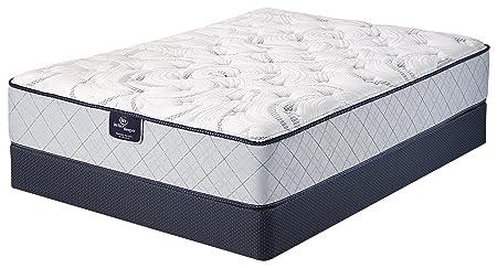 Perfect Sleeper Plush Mattress By Serta (Queen)
