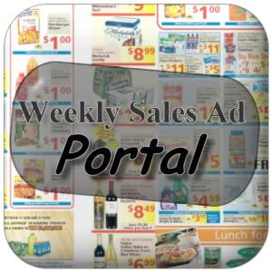 Weekly Sales Ad Portal