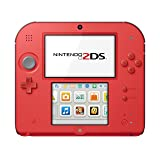Nintendo Nintendo 2DS-Crimson Red 2 w/Mario Kart 7 - Nintendo 2DS (Color: Crimson Red 2)
