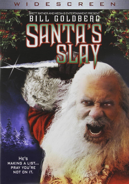 Santa's Slay Cover