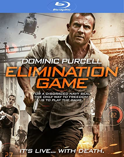 Elimination Game Movie Elimination Game Blu-ray