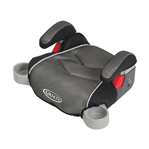 Backless TurboBooster Car Seat