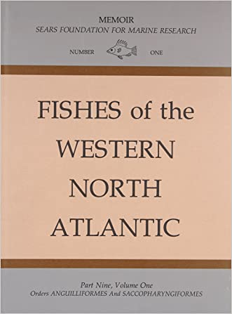 Fishes of the Western North Atlantic, part nine (Volumes 1 & 2) written by Eugenia B. Bohlke