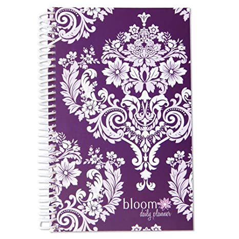 bloom daily planners 2015 Calendar Year Planner - Passion/Goal Organizer - Fashion Agenda -