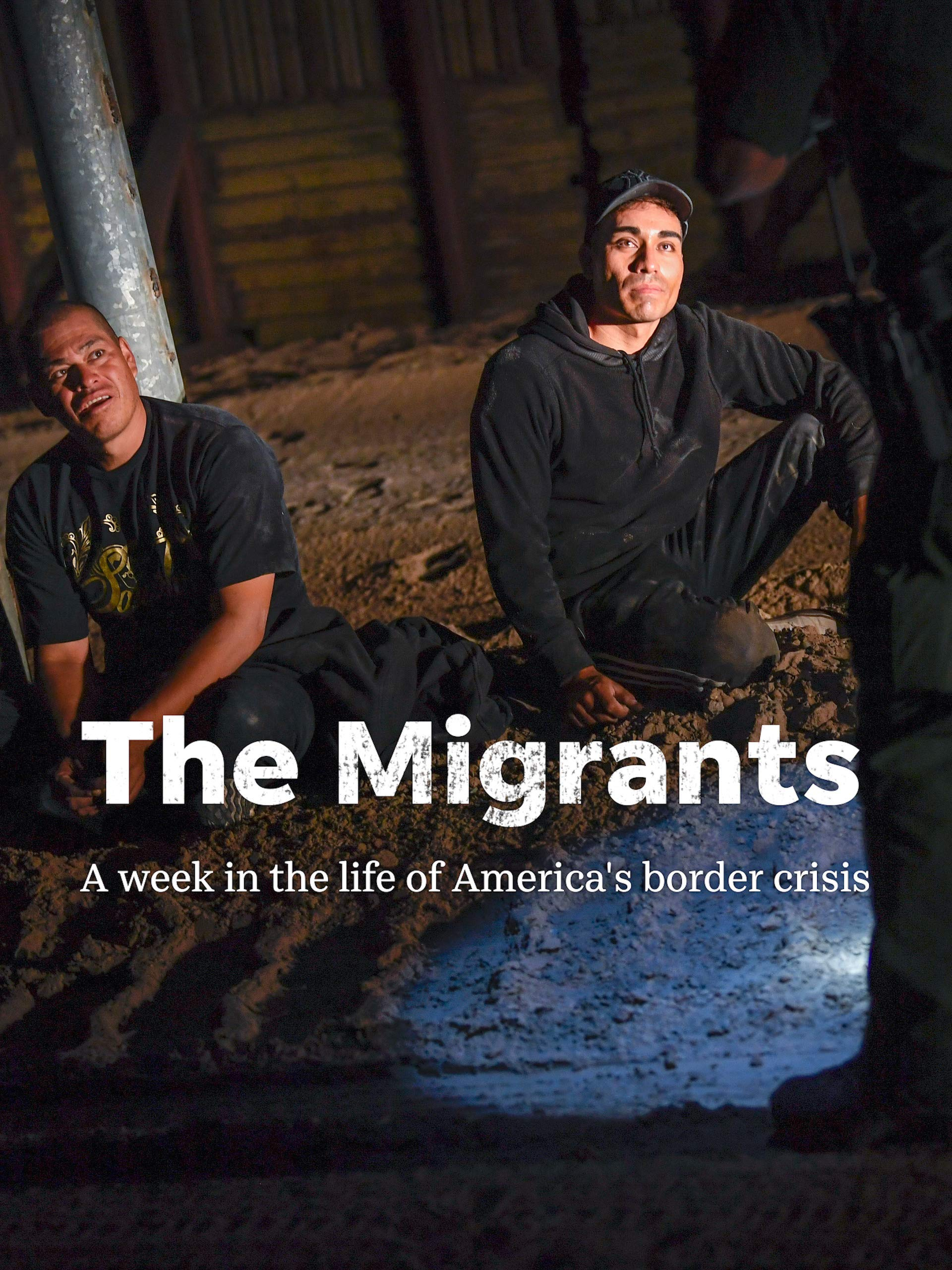 The Migrants on Amazon Prime Instant Video UK