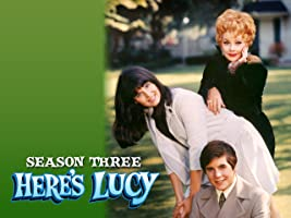 Here's Lucy Season 3