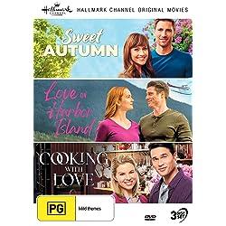 Hallmark Collection 13: Sweet Autumn / Love On Harbor Island / Cooking With Love [NTSC/0]