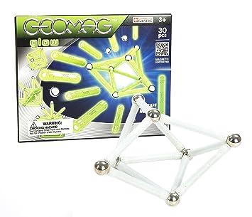 Geomag - 335 - Jeu de Construction Glow 30 Pièces