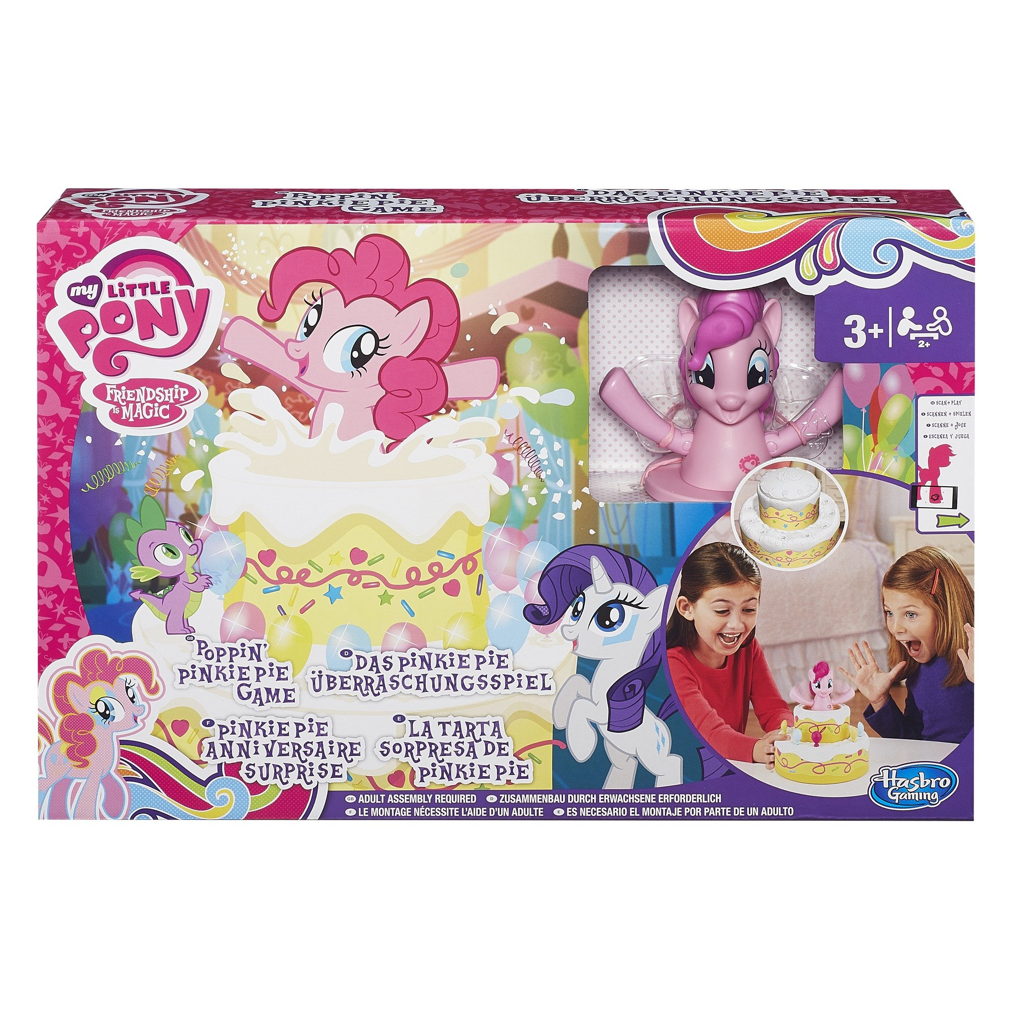Pinkie Pie Cake Game - sioconh