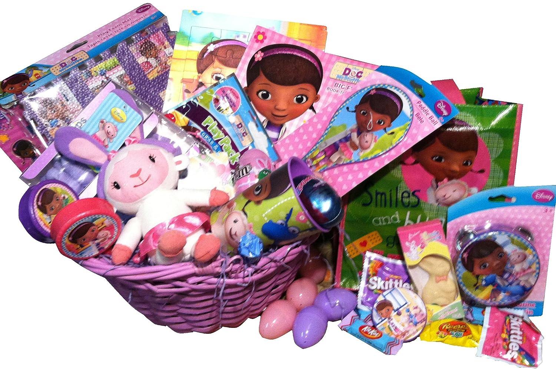 Filled Easter Baskets Filled Easter Basket