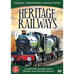 Classic Transport Collection: Heritage Railways [DVD]