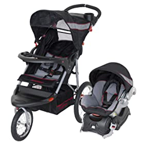 Baby Trend Expedition LX Travel System Millennium
