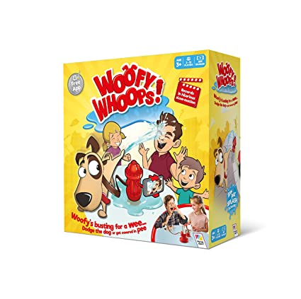 Woofy Whoops – Jeu de Societé Version Anglaise