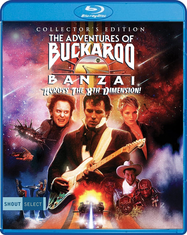 The Adventures Of Buckaroo Banzai Across The 8th Dimension (Collector