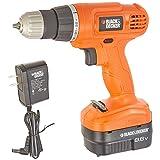BLACK+DECKER GC960 9.6 volt NiCad Drill/Driver (Color: Orange)