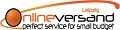 Onlineversand Leipzig (F) - B2B & B2C - Tous les prix incluent 19% de TVA