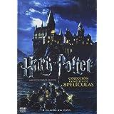 Harry Potter Colección 8 Peliculas Español Latino
