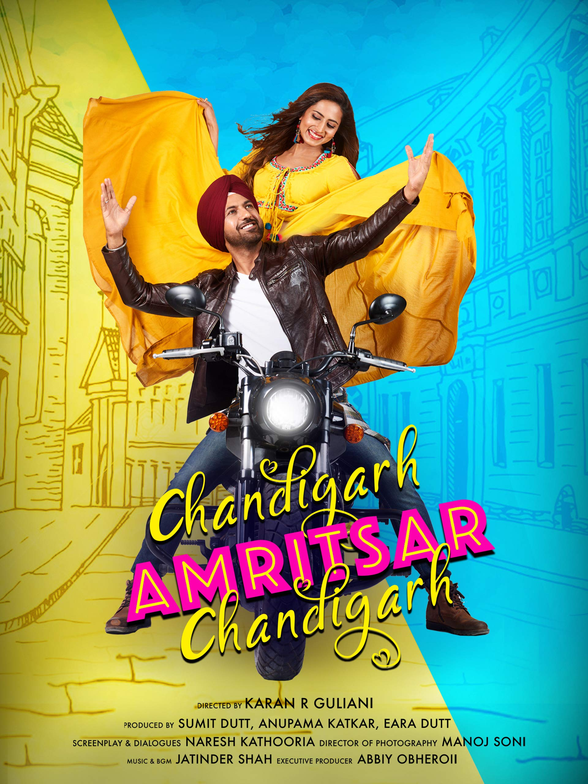 Chandigarh Amritsar Chandigarh on Amazon Prime Video UK