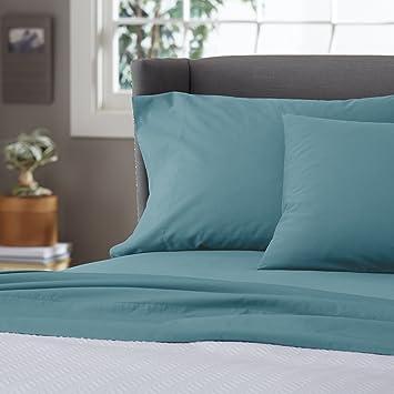 pinzon by amazon parure de de lit 39 ultra doux 39 housse. Black Bedroom Furniture Sets. Home Design Ideas