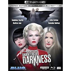 Daughters of Darkness [4K Ultra HD + Blu-ray]