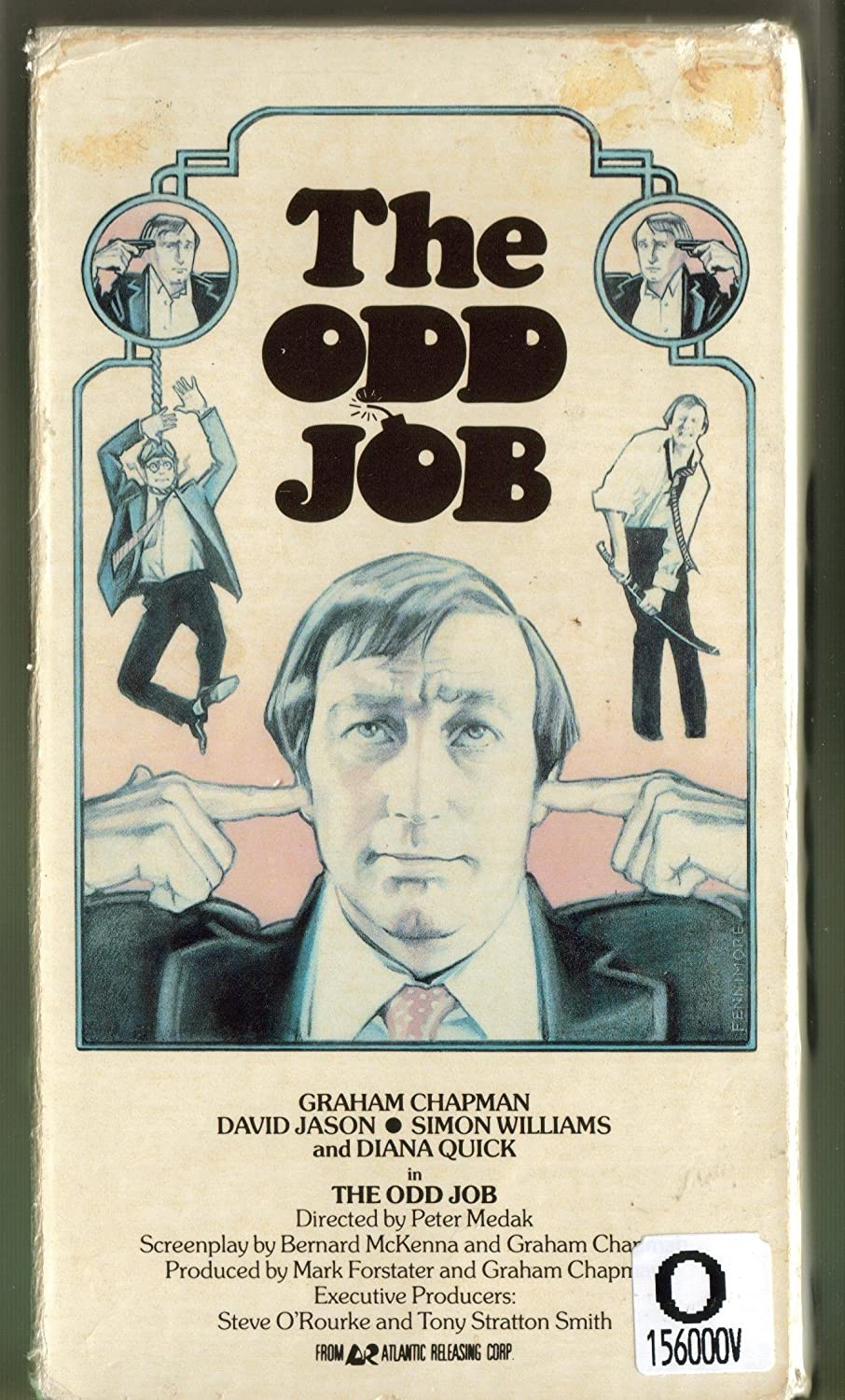 The Odd Job Book