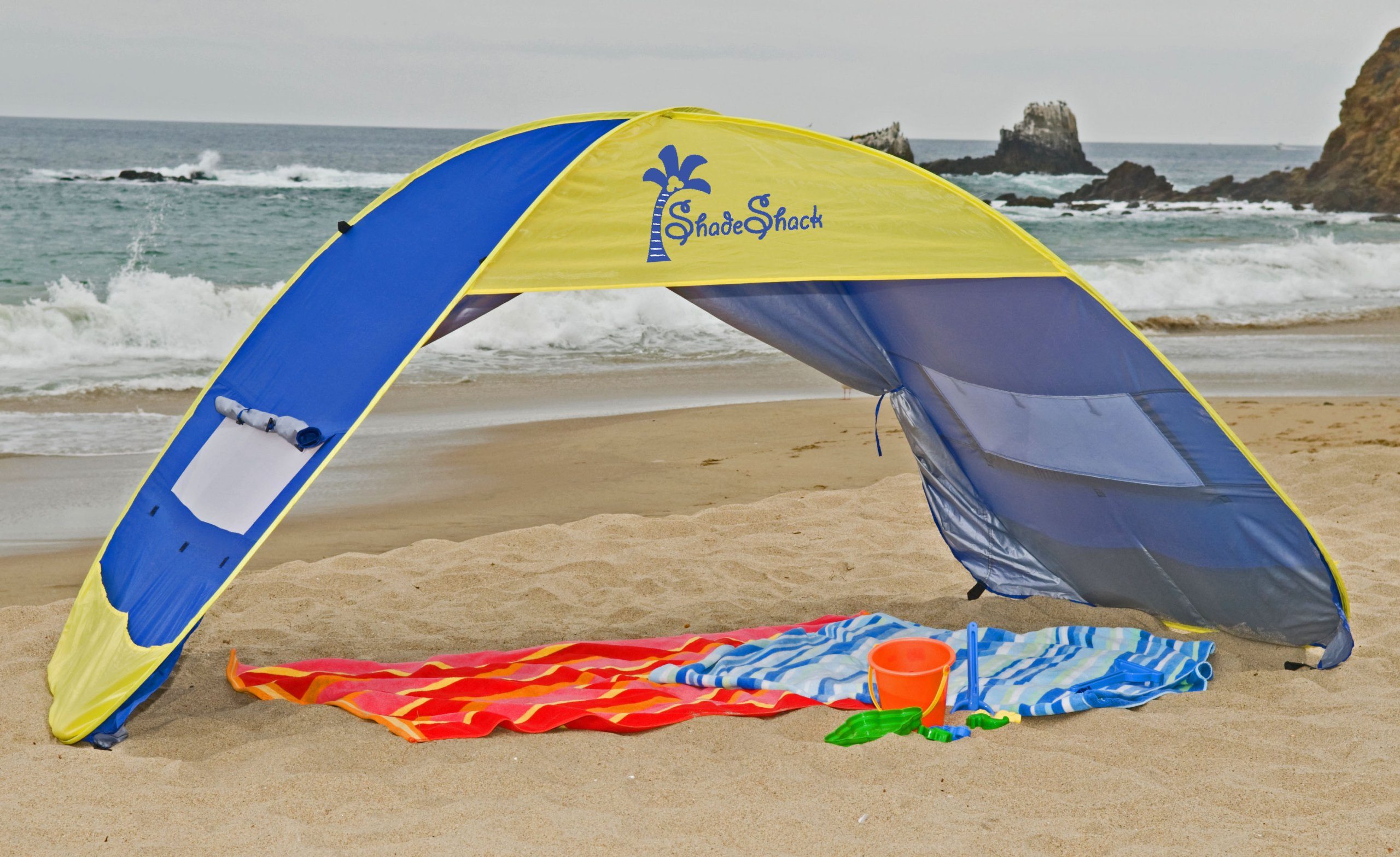 Pop Up Beach Shelters : Shade shack review