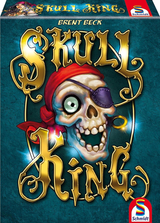 Schmidt 75024 – Skull King, Kartenspiel günstig