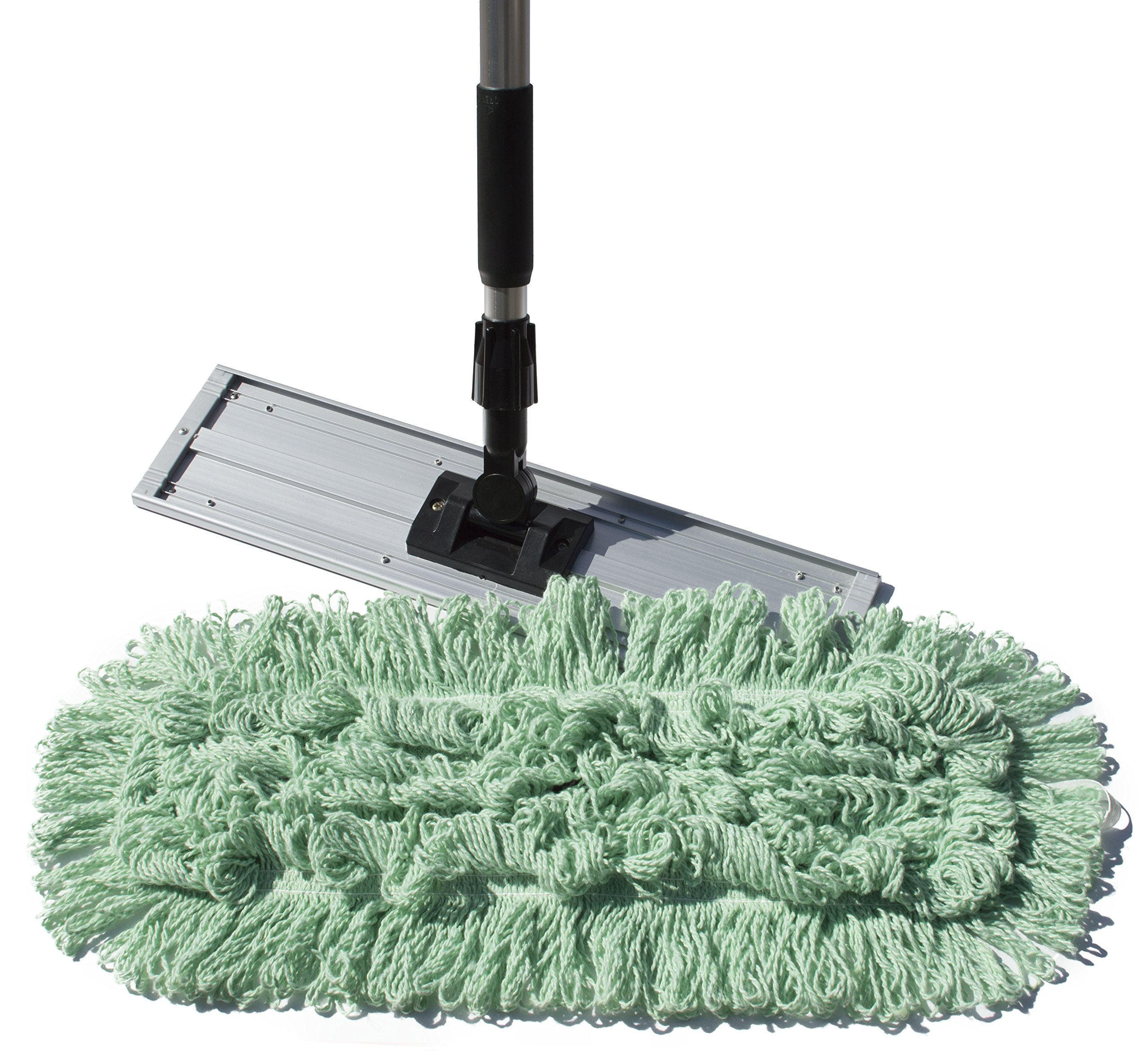 Nine Forty Industrial Strength Microfiber Floor Dust Mop