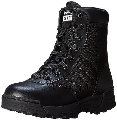Women's Zip Work Boots 50