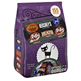 HERSHEY'S Halloween Snack Size Assortment (46.95-Ounce Bag, 155 Pieces) (Tamaño: 46.95 Ounce)