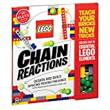 Klutz LEGO Chain Reactions Craft Kit (Color: Multi)