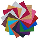 QuuCut Holographic Heat Transfer Vinyl Variety Pack : 10