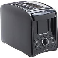 Hamilton Beach 2 Slice Cool Touch Toaster (Black)