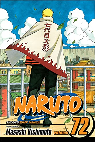 Naruto, Vol. 72: Uzumaki Naruto (Naruto Graphic Novel)