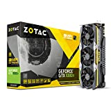 ZOTAC ZT-P10810F-10P GeForce GTX 1080 Ti AMP Extreme Core Edition 11GB GDDR5X 352-bit Gaming Graphics Card VR Ready