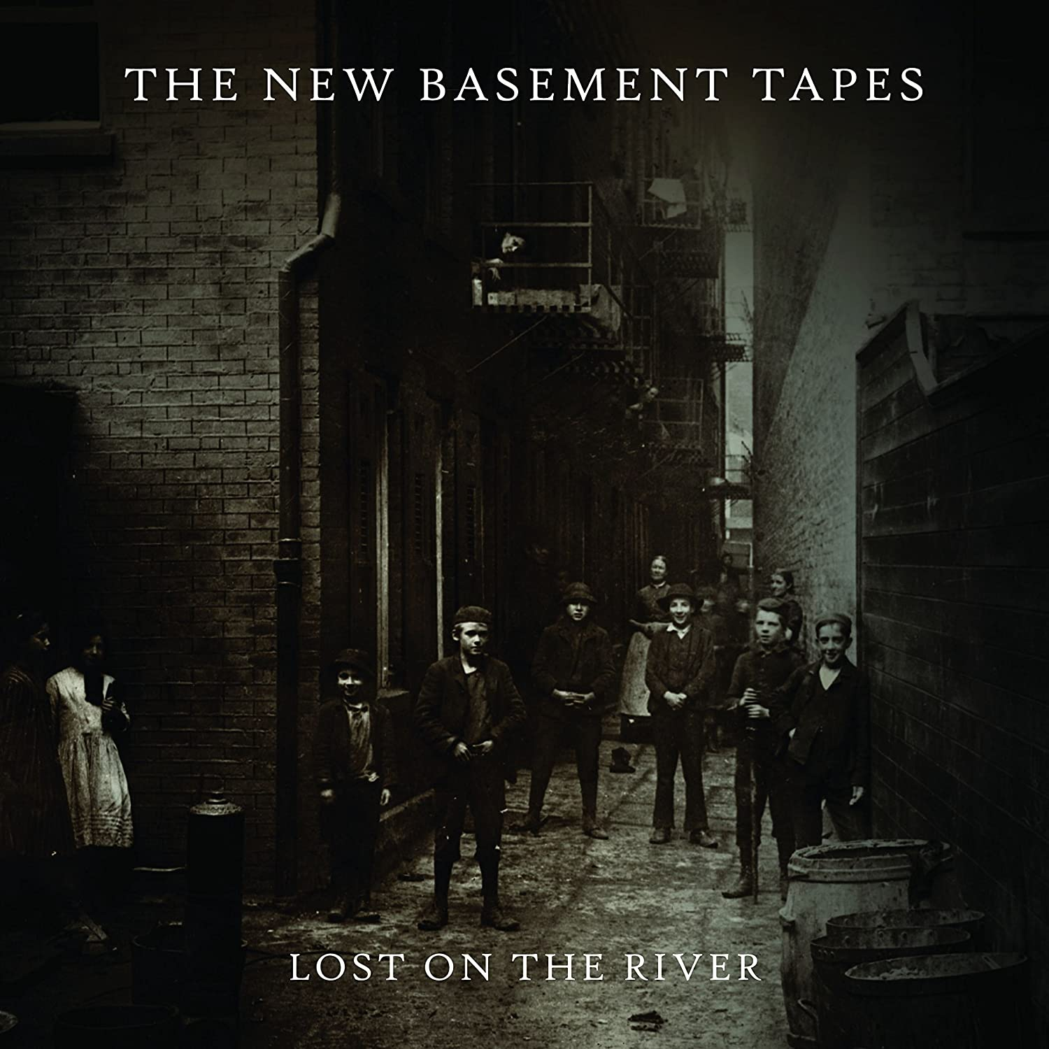 my collections the new basement tapes