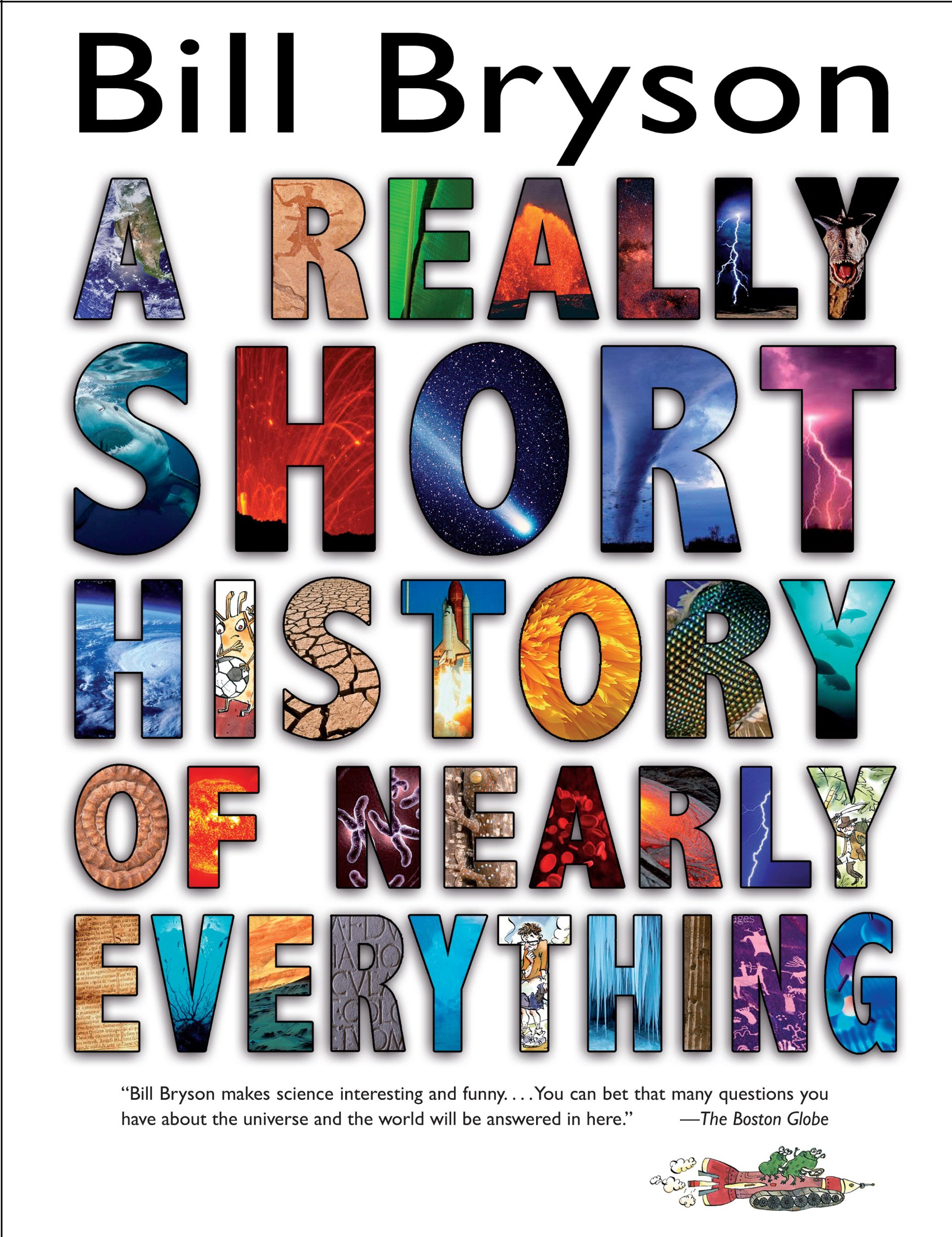 Buy A Really Short History Of Nearly Everything Book Online At Low Prices  In India  A Really Short History Of Nearly Everything Reviews & Ratings   Amazon