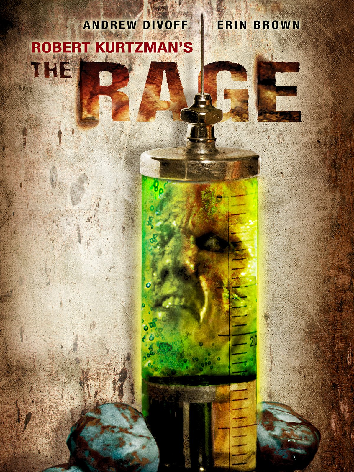 The Rage on Amazon Prime Instant Video UK