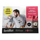 Speedball Paper Stencil Beginner Screen Printing Kit