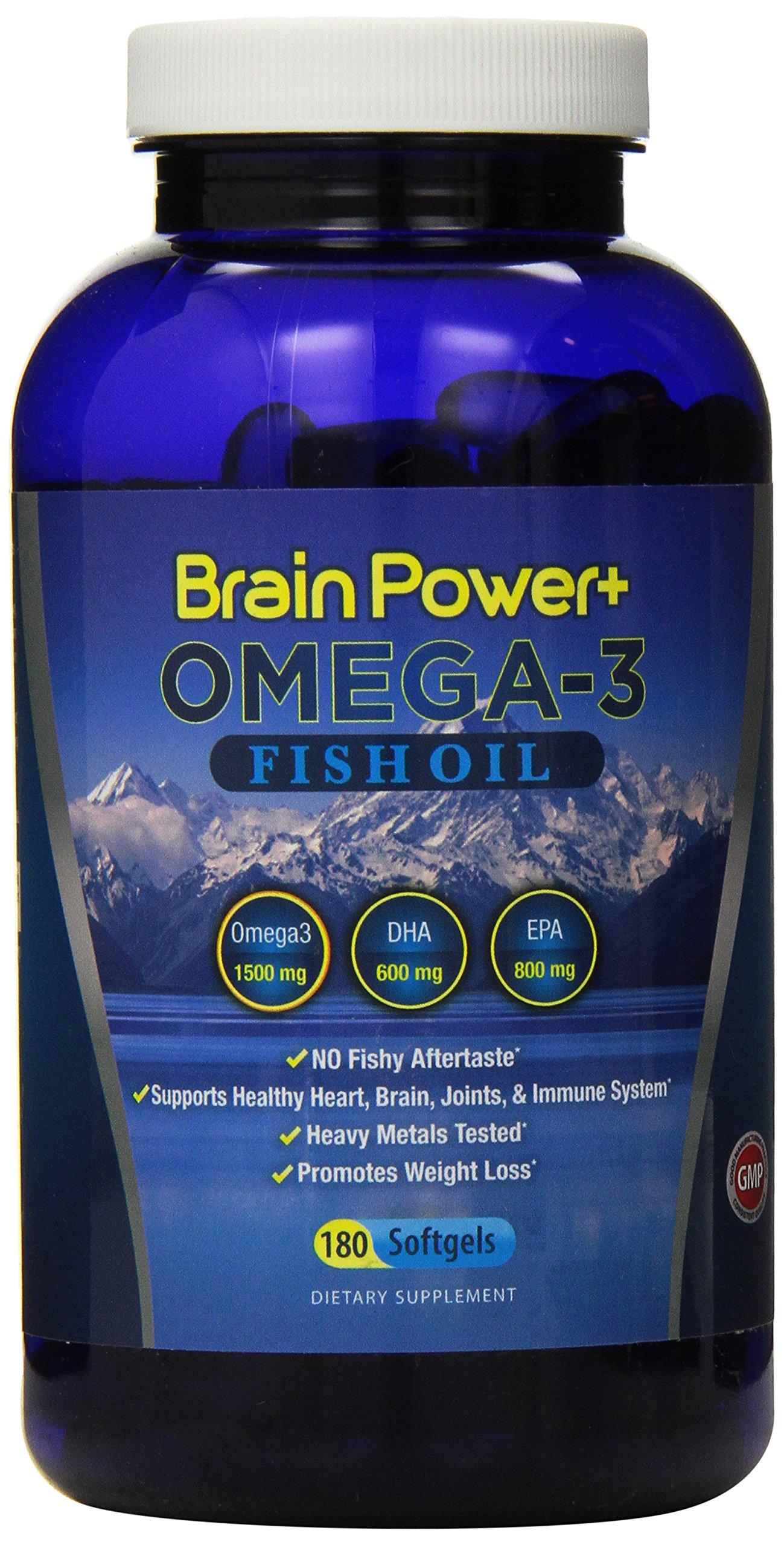 Omega 3 fish oil 1500 mg omega 3 800 mg epa 600 mg dha for Do fish oil pills expire
