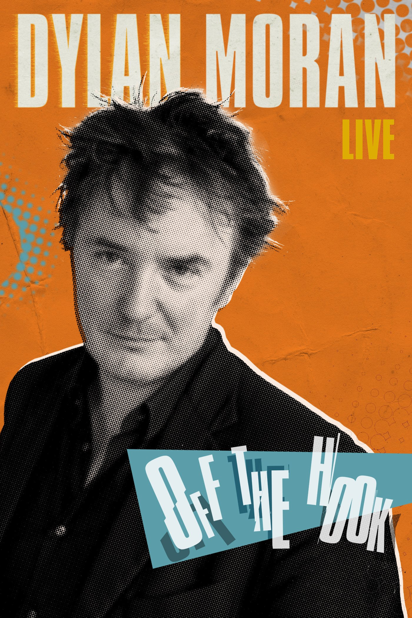 Dylan Moran Live: Off the Hook on Amazon Prime Video UK